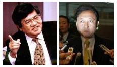徳田先生と鳩山首相