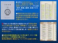 2つの美容外科学会(形成外科会員名簿)