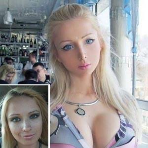 ウクライナの整形美女